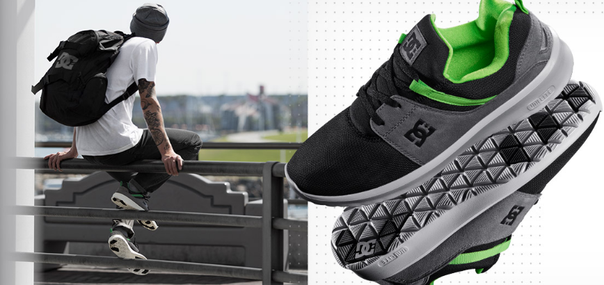 Акции DC Shoes в г.Шымкент