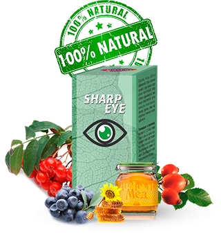 Капли для глаз Sharp Eye